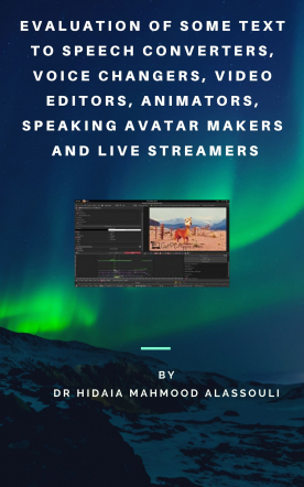 Evaluation of Some Video Editors, Animators and Live Streamers