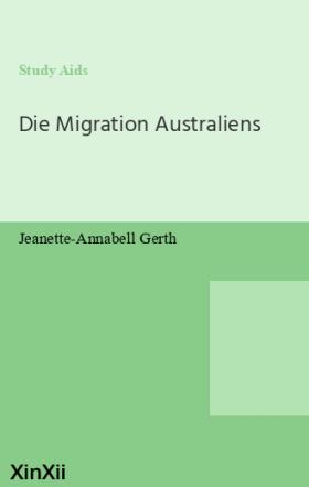 Die Migration Australiens