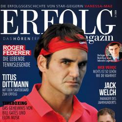 ERFOLG Magazin 3/2020 - Das Zeitalter der lebenden Legenden