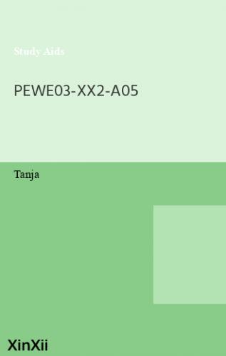 PEWE03-XX2-A05