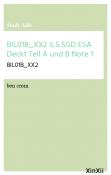 BIL01B_XX2 ILS SGD ESA  Deckt Teil A und B Note 1