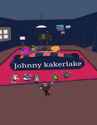 JOHNNY KAKERLAKE