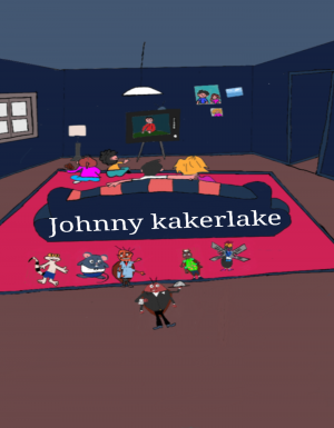JOHNNY KAKERLAKE