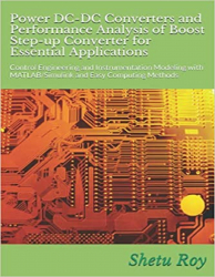 Boost Step-up Converter for Essential Applications