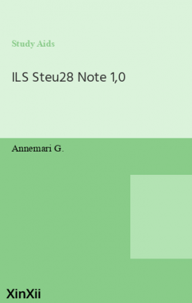 ILS Steu28 Note 1,0