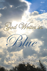 God Writes In Blue