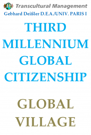 THIRD MILLENNIUM GLOBAL CITIZENSHIP