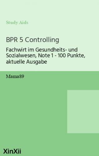BPR 5 Controlling