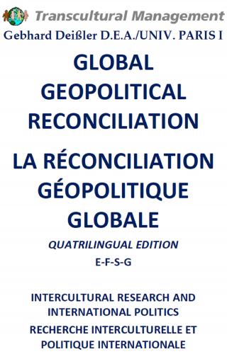GLOBAL GEOPOLITICAL RECONCILIATION