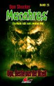 Dan Shocker's Macabros 25