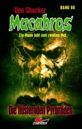 Dan Shocker's Macabros 88