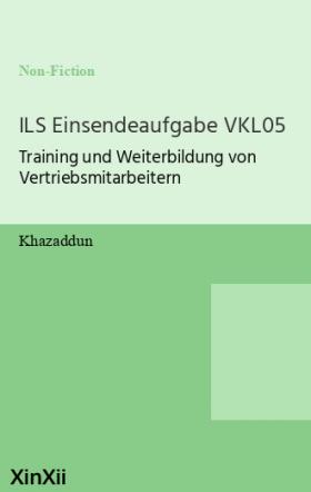 ILS Einsendeaufgabe VKL05