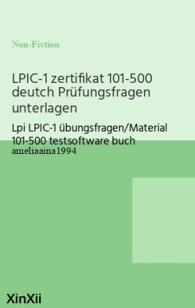 LPIC-1 zertifikat 101-500 deutch Prüfungsfragen unterlagen