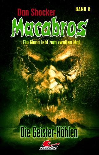 Dan Shocker's Macabros 8