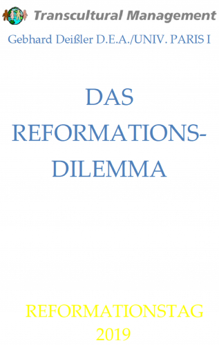 DAS REFORMATIONSDILEMMA