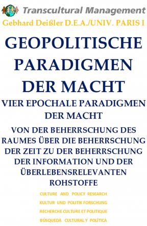 GEOPOLITISCHE PARADIGMEN DER MACHT