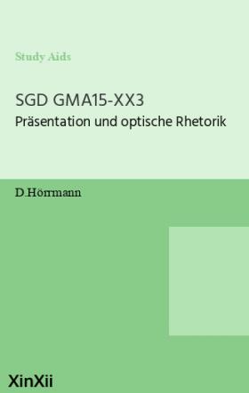 SGD GMA15-XX3