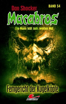 Dan Shocker's Macabros 54