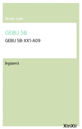 GEBU 5B