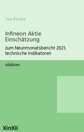 Infineon Aktie Einschätzung