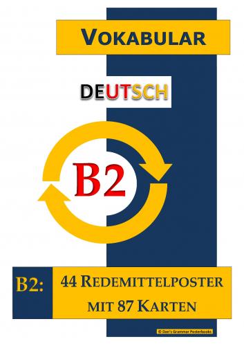 Vokabular Deutsch B2
