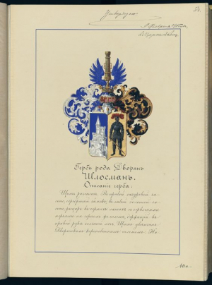 The noble Polish family Piława.