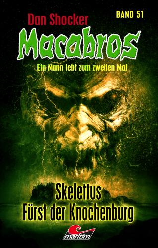 Dan Shocker's Macabros 51