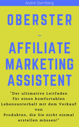 Oberster Affiliate Marketing Assistent