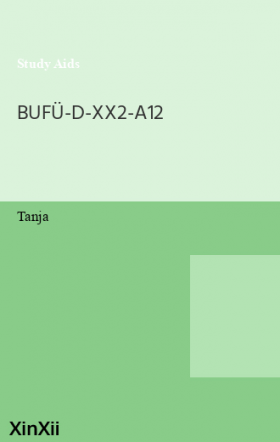 BUFÜ-D-XX2-A12