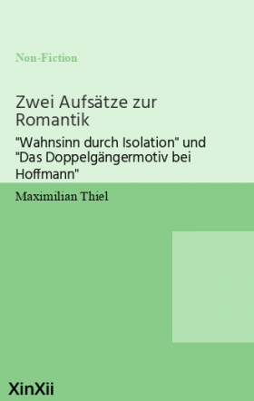 Zwei Aufsätze zur Romantik