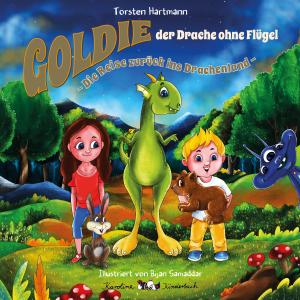 Goldie, der Drache ohne Flügel