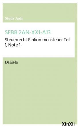 SFBB 2AN-XX1-A13