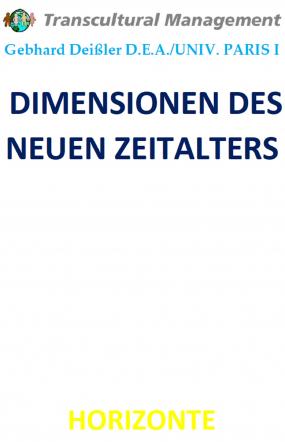DIMENSIONEN DES NEUEN ZEITALTERS