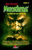 Dan Shocker's Macabros 87