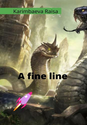 A fine line.