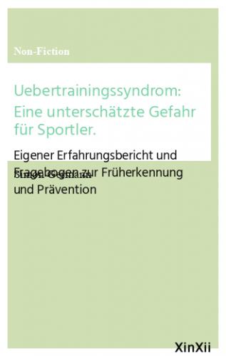 Uebertrainingssyndrom: Eine unterschätzte Gefahr für Sportler.
