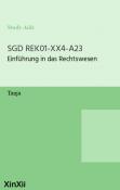 SGD REK01-XX4-A23