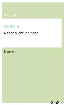 GEBU 9