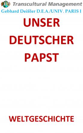 UNSER DEUTSCHER PAPST