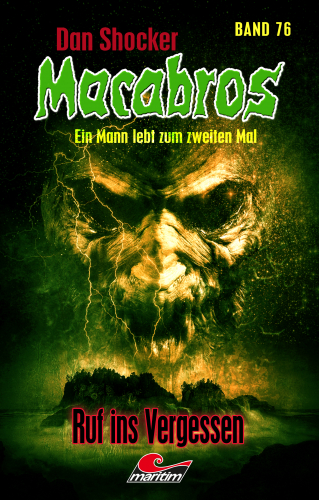 Dan Shocker's Macabros 76