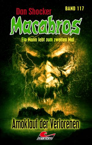 Dan Shocker's Macabros 117