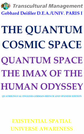 THE QUANTUM COSMIC SPACE