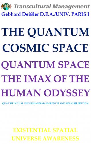 THE QUANTUM COSMIC SPACE
