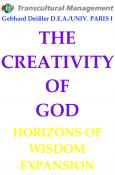THE CREATIVITY OF GOD