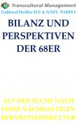 BILANZ UND PERSPEKTIVEN DER 68ER