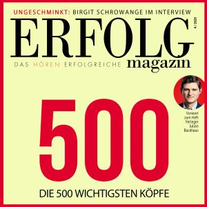 ERFOLG Magazin 4/2020 - Kompaktausgabe