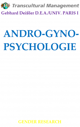 ANDRO-GYNO-PSYCHOLOGIE