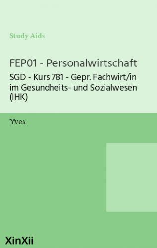 FEP01 - Personalwirtschaft