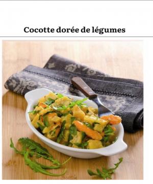Les cocottes en plats
