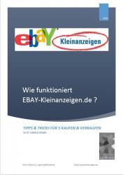 So funktioniert EBAY-Kleinanzeigen.de